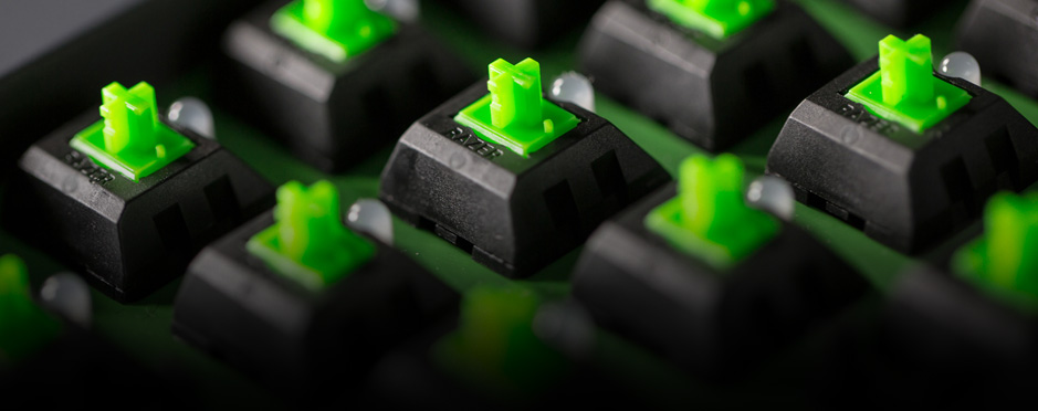 Razer Mechanical Switches Banner Fortnite On Phones Is Terrible